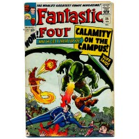 Fantastic Four Vol I Issue 35 February 1965 VG 35/8