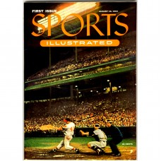 Sports Illustrated - Issue #1 August 16, 1954 Mint Condition in Original Mailing Envelope